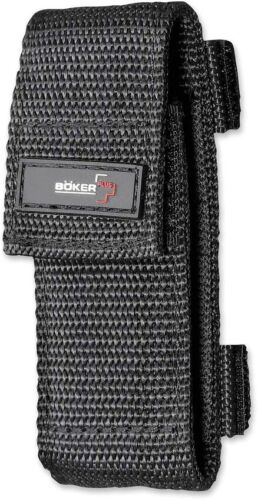 Boker Pouch Techtool Small Black Nylon Construction Cordura Belt Sheath P090810