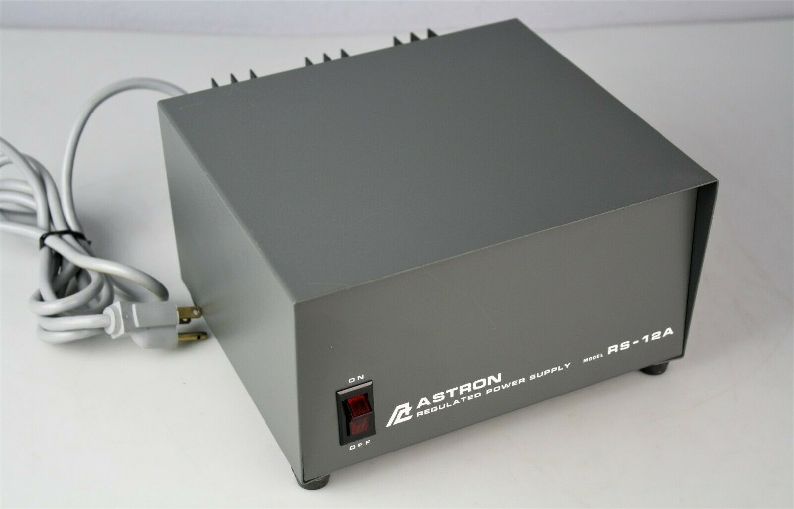 Vtg Astron RS-12A Ham Radio Power Supply 13.8 Volt DC - Excellent Condition. Available Now for 55.00