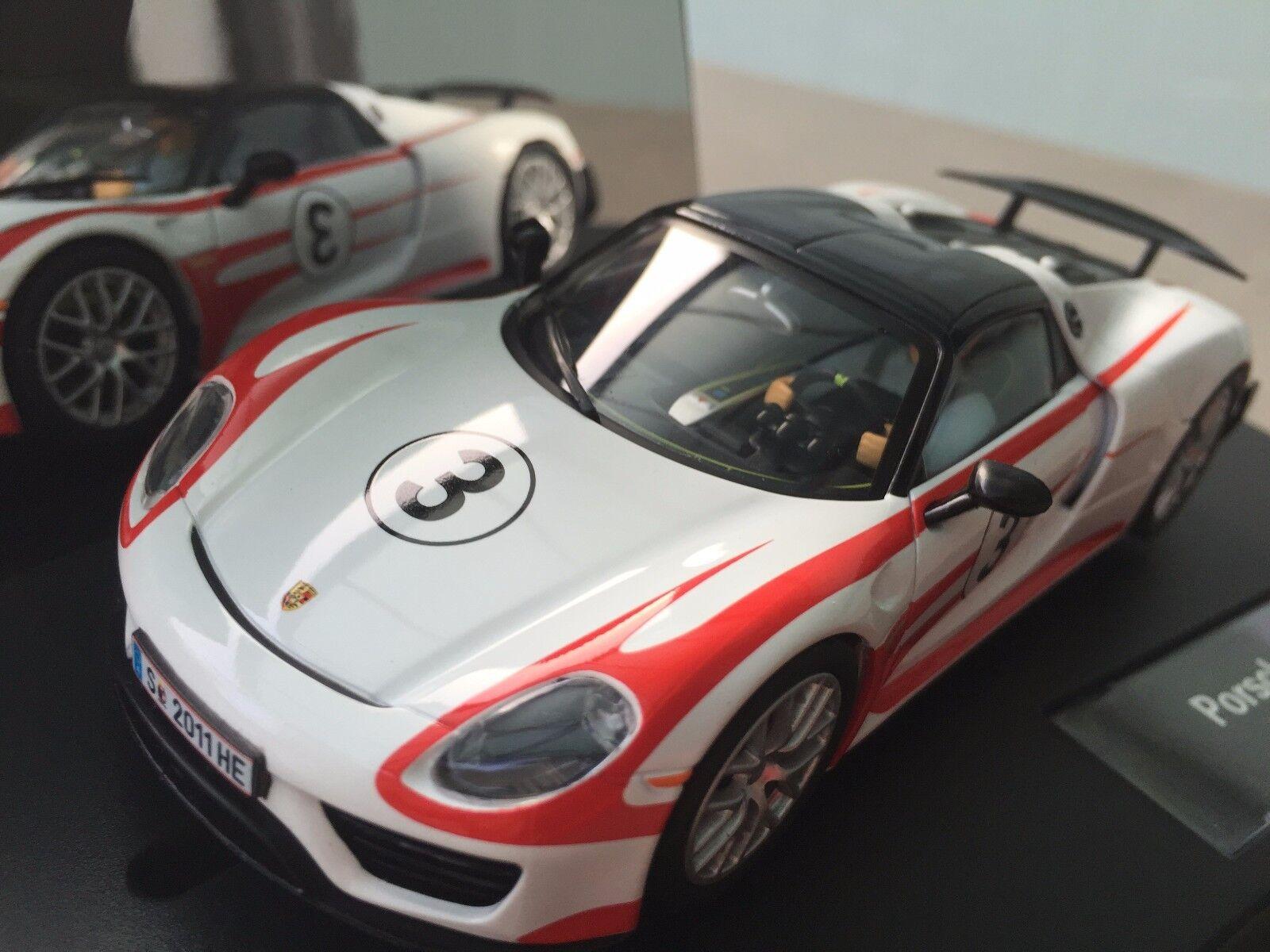 Carrera Evolution 27477 Porsche 918 Spyder   no. 3   NIP