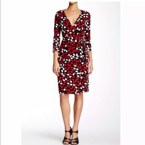 DVF new Julian wrap dress