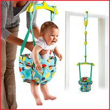 897e1607462d Bright Starts Baby Kaleidoscope Safari Door Jumper Bouncer Post for ...