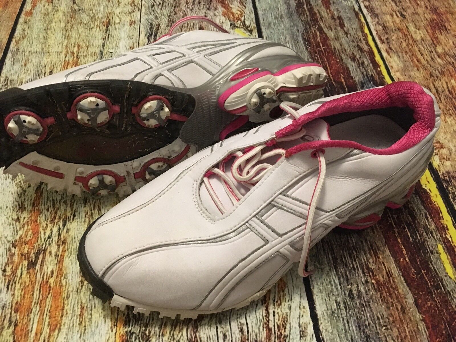 ASICS P068Y Women's Lady GEL-Ace Golf Shoes Comfortable The most popular shoes for men and women