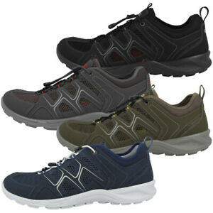 Details zu Ecco Terracruise LT Schuhe Men Herren Trekking Hiking Outdoor Sneaker 825774