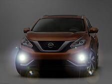 Xenon Halogen Fog Lamps Driving Lights Kit for 2015 2016 2017 Nissan Murano