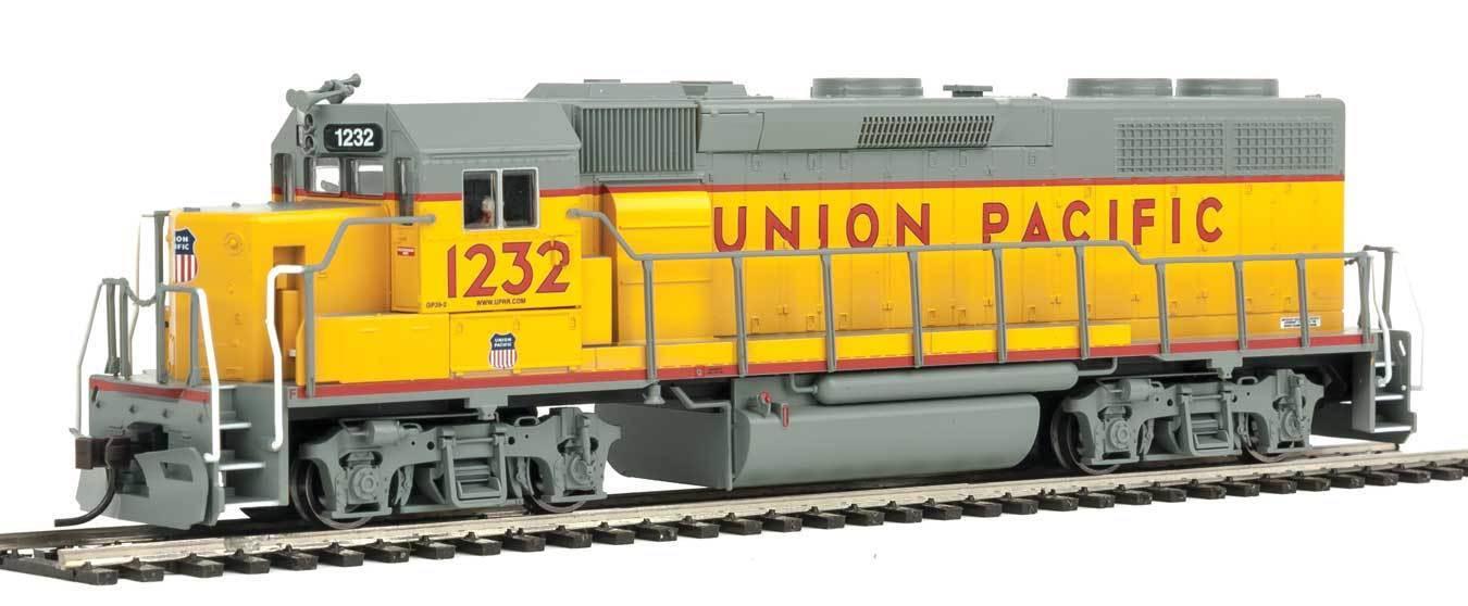 ESCALA H0 - Locomotora diésel EMD gp39-2 Union Pacific 10002604 NEU