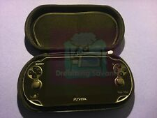 Sony PS Vita Black Handheld System Console Guaranteed PCH-1001