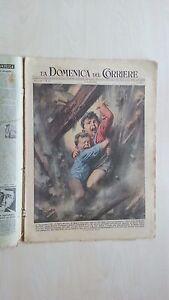 DOMENICA-DEL-CORRIERE-1954-N-15-PREMI-OSCAR-BOMBA-H-PILOTI-MOTOCICLISMO