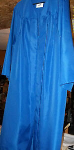 Graduation Gownjostens 57 59preowned Med Blue