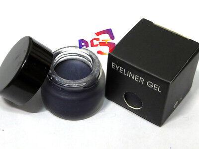 Long Lasting Waterproof Gel Eyeliner - Navy Blue Eye Liner