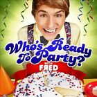 Who's Ready To Party? by Fred Figglehorn (CD, Sep-2010, Red Ink)