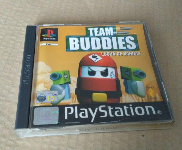 Psx - Team Buddies Lucha de Bandas