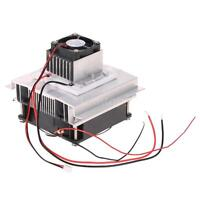 Diy Thermoelectric Peltier Refrigeration Cooler Fan Cooling System Tec1-12706