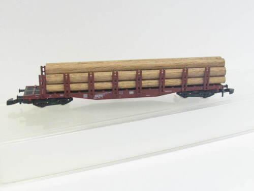 BM3216 Langholz DB OVP Märklin Z 8226 Doppelrungenwagen Snps m