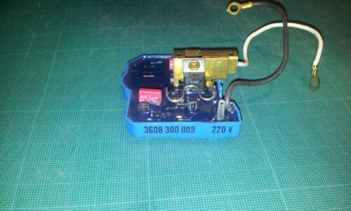 3608300009-3 608 300 009 Original de BOSCH Elektronik SHO 160  Teile-nr