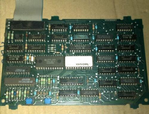 Tektronix Display Readout PCB 670-9493-02  For  Tektronix 2445 2465