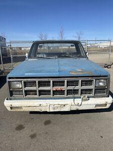 1981 GMC Sierra