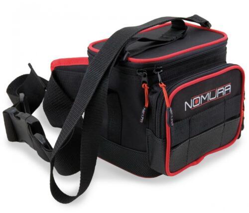 NM8000104 Borsa Nomura con Cintura Porta Artificiali Spinning in Oxford     FEU