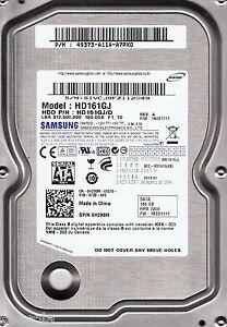 Samsung-HD161GJ-160-GB-de-disco-duro-SATA-interna-de-3-5-034-7200RPM-Garantia
