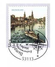 BRD 2011: Sächsische Dampfschiffahrt 175 Jahre! Selbstklebende Nr. 2874! 1A! 155