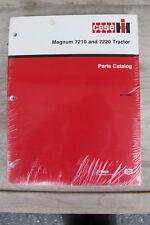 Case Ih 7210 And 7220 Magnum Tractor Original Parts Catalog 8 9600