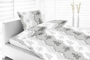 Sun Garden Room Schlaf Baumwoll-satin Bettwäsche Langlebigkeit 155x220 Cm *neu* Bettwäsche