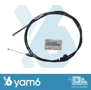 GENUINE TOYOTA BONNET LOCK CABLE ASSY FITS YARIS 53630-52090