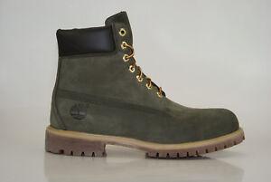 Aggressiv Timberland 6 Inch Premium Boots Waterproof Stiefel Herren Schnürstiefel A14a6