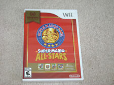 SUPER MARIO ALL STARS...NINTENDO WII...***SEALED***BRAND NEW***!!!!!
