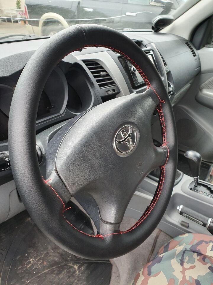 Toyota, HiLux, 3,0 D-4D Db.Cab 4x4 SR5 aut.