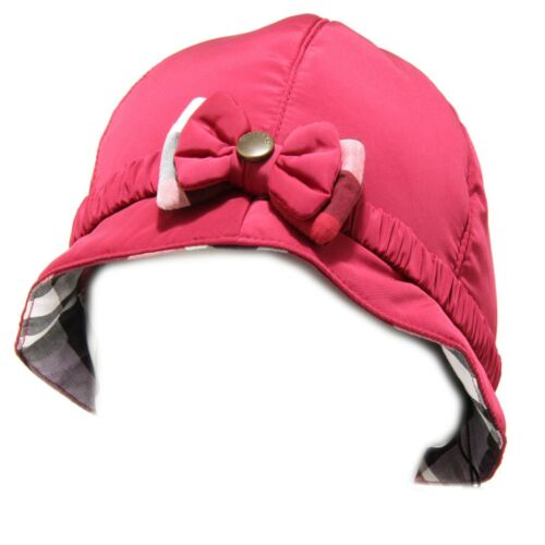 4327F cappello BURBERRY accessori bimba hat kids VIOLA