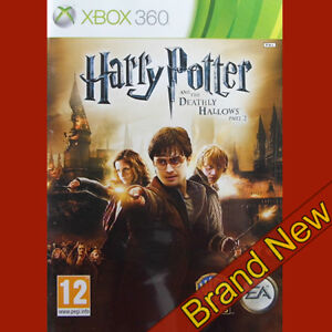 Harry-Potter-And-The-Deathly-Hallows-Part-2-Xbox-360-PAL-Brand-New-Sealed