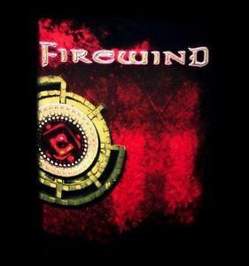 FIREWIND-cd-cvr-ALLEGIANCE-Band-Photo-Official-SHIRT-LAST-LRG-New-oop