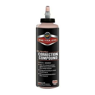 Meguiars DA MicroFibre Correction Compound D30016 Brand new Free UK P&P