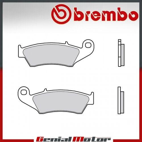 Front Brembo TT Brake Pads for Yamaha YZ 250 2003 > 2007 Bremsen ...