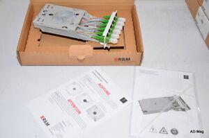 Cablage-Fibre-Optique-Module-Coulissant-FiberModul-R-amp-M-RDM-R318963-NEUF