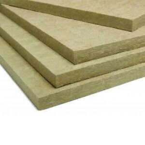 """Delta-8 Insulation Mineral Wool Board High Temperature 3"""" x 24"""" x 48"""" (Lot of 4)"""
