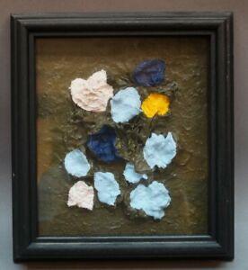 Peter M. Bauer (1946-2020) - Art Brut - Naive Kunst - Abstrakte Komposition PB22