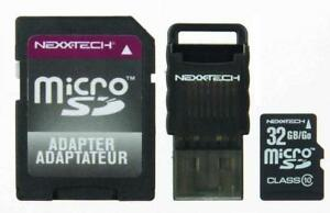Nexxtech-32GB-microSD-Class-10-Memory-Card-with-SD-and-USB-adapter