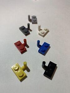 Brick Modified 1x1x1 2//3 W//Studs on 1 side Choose Color 2pcs Lego Parts 32952