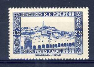 Topical Stamps Rational Stamp Timbre Algerie Neuf N° 141a ** Ghardaia