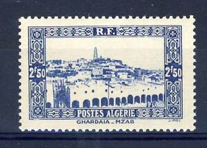 Topical Stamps Timbre Algerie Neuf N° 141a ** Ghardaia Rational Stamp Architecture