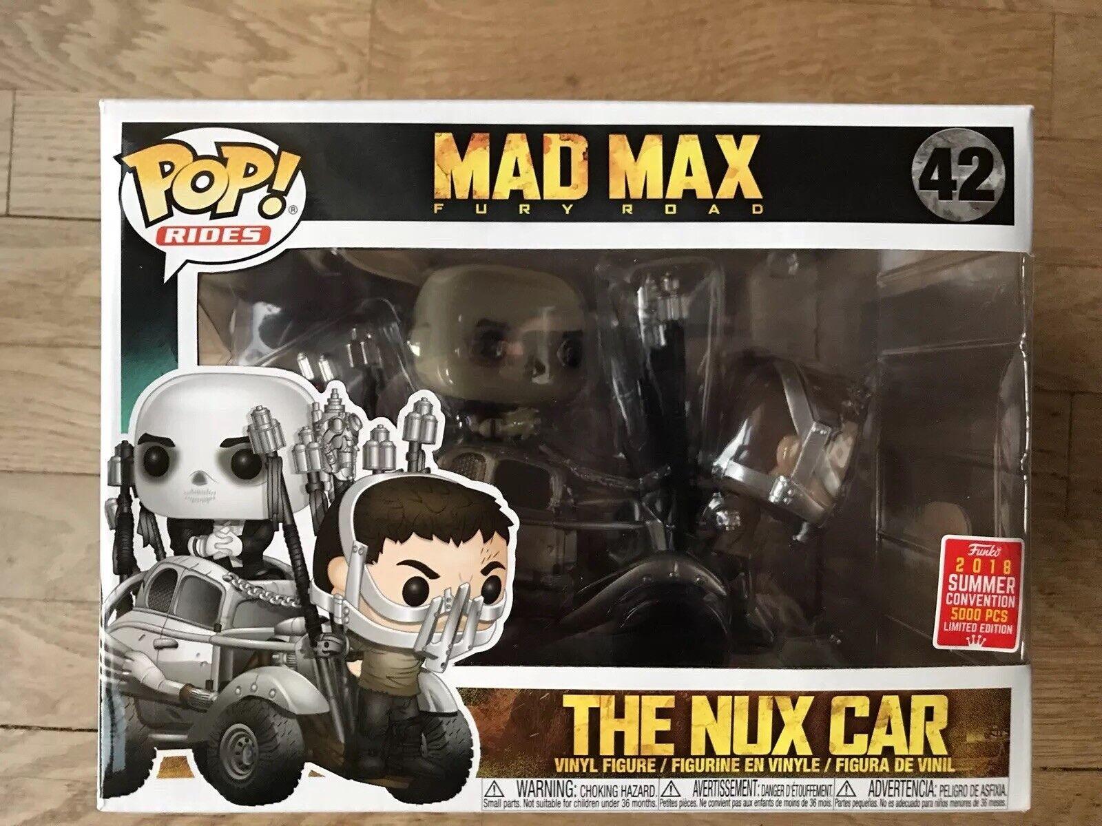 Funko Mad Max Ride Exclusive Sdcc 2018