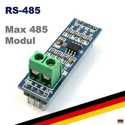 TTL RS-485 converter module Max485 Adapter Bus Modbus Arduino