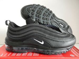 Details about NIKE AIR MAX 97 BLACK WHITE ANTHRACITE SZ 8 [921826 015]