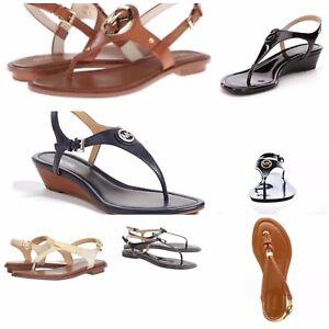 New-Michael-Kors-Ramona-Aubrey-Bethany-Thong-Sandal-Various-Styles-Size-6-9-5