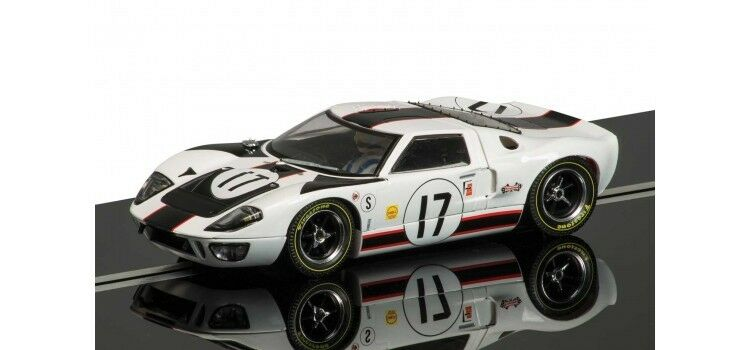 Scalextric C3653 Ford GT40 - US Livery Sebring 1967, mint unused