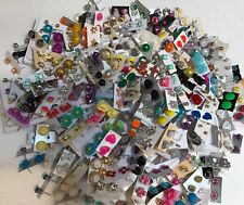 """New arrivals """"Wholesale lot of 55 Pairs of Assorted Stud Earrings"""" New"""