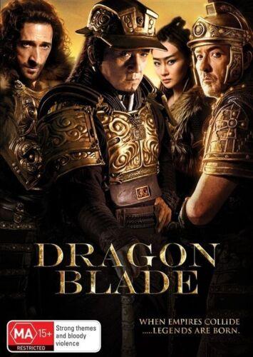 1 of 1 - Dragon Blade : NEW DVD