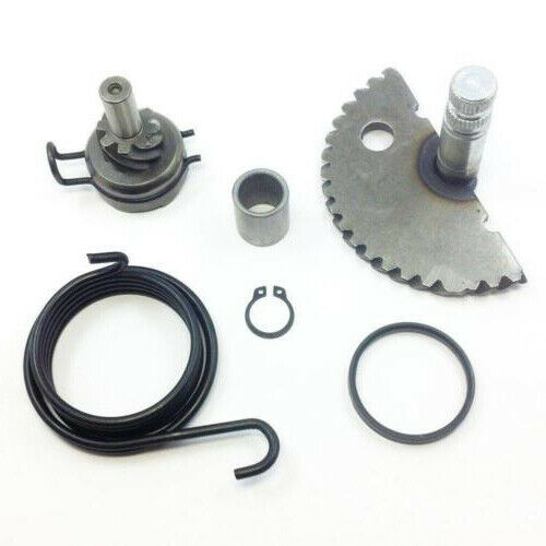 For 139QMB GY6 Scooter Starter Gear Shaft Claw Spring Idle 50CC 60CC 80CC Steel