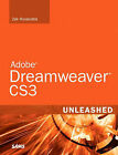 Adobe Dreamweaver CS3 Unleashed by Zak Ruvalcaba (Paperback, 2007)